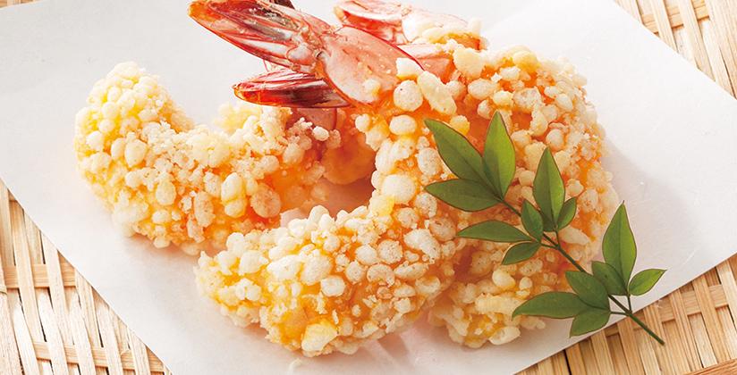Tôm tempura