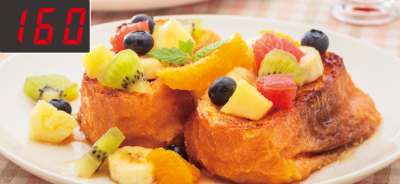 Bánh mì nướng Pháp