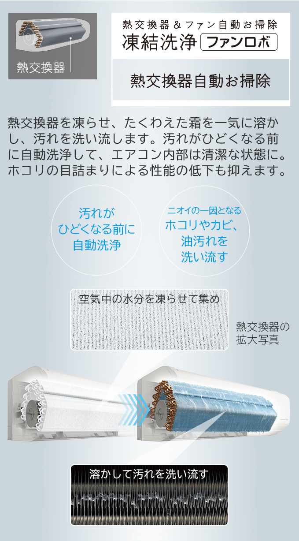 器 熱 エアコン 交換