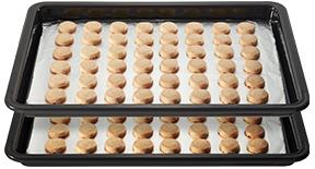 型抜きクッキー96個