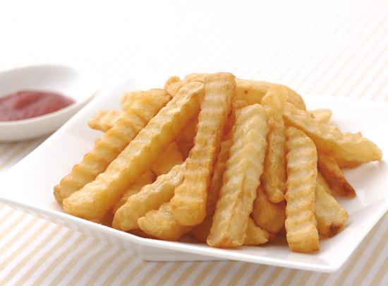 冷凍 フライド ポテト オーブン