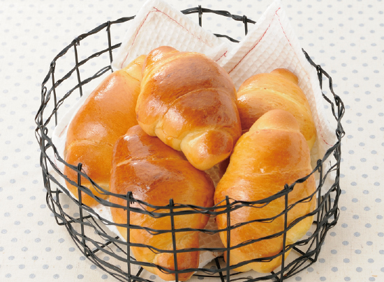 バターロール(ロールパン)