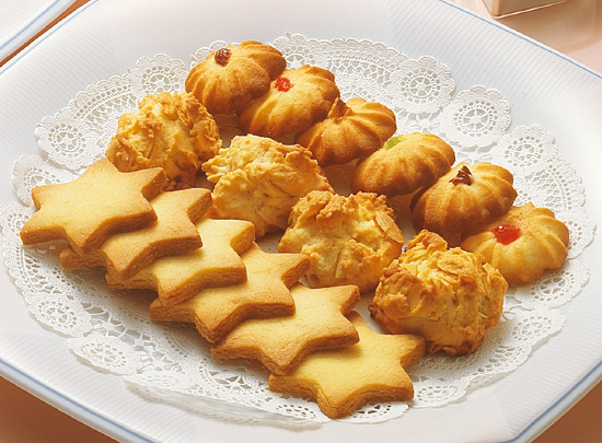 抜き クッキー 作り方 型 の
