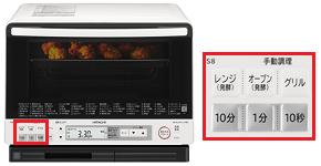 時間 オーブン 余熱
