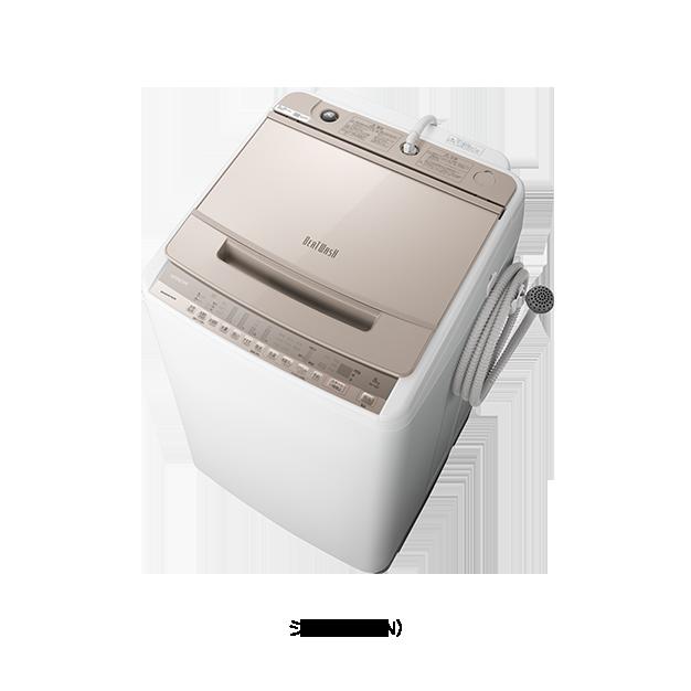 全自動洗濯機「ビートウォッシュ」|日立